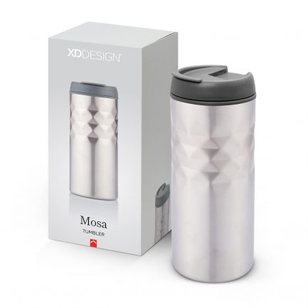 Custom Branded Travel Tumbler